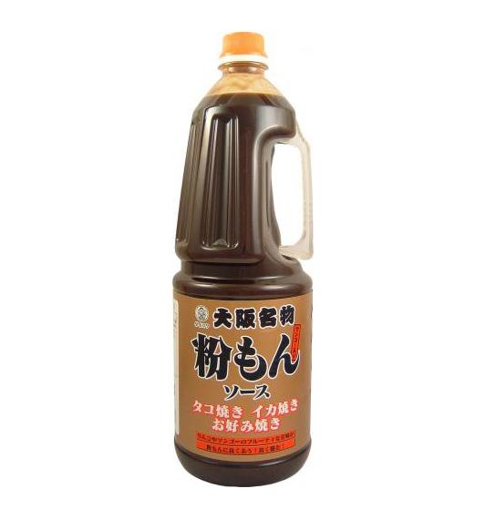 大阪名物 粉もんソース