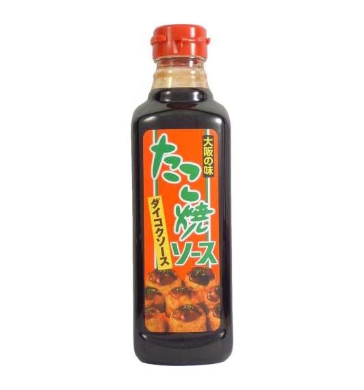 大阪の味 たこ焼きソース