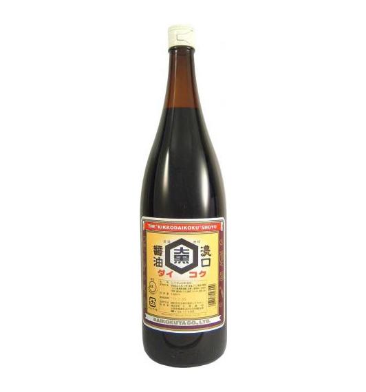 大黒醤油 JAS 濃口