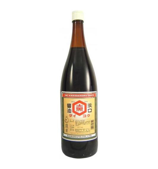 大黒醤油 JAS 淡口